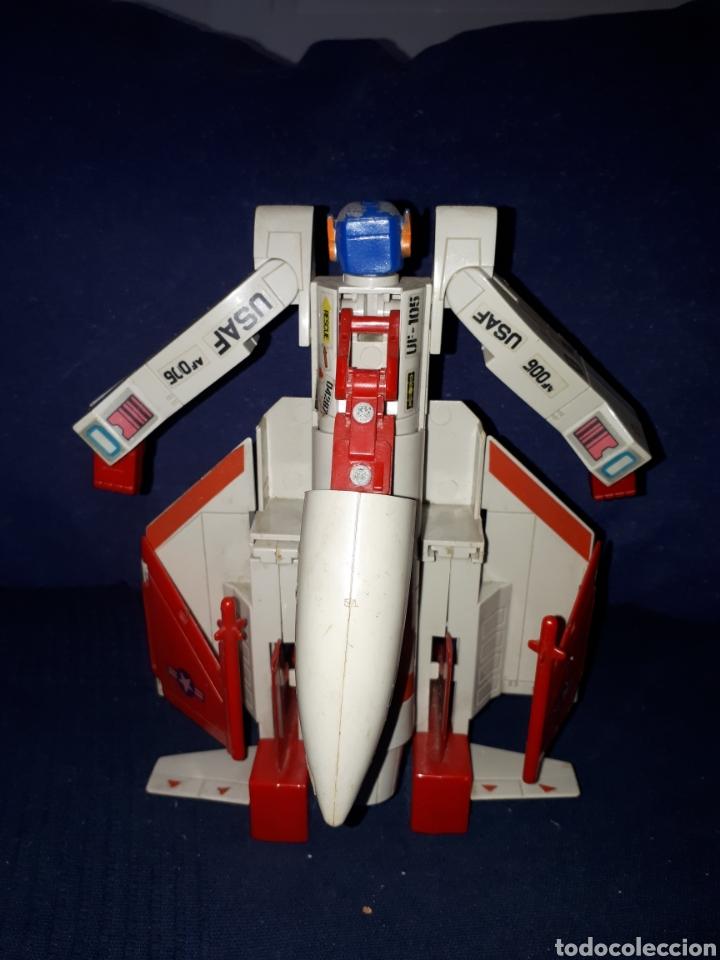 Figuras y Muñecos Transformers: Robot transformers de los primeros MADE IN JAPAN posiblemente HORIKAWA años 80 leer descripción - Foto 7 - 143915356