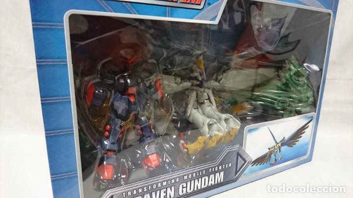 Figuras y Muñecos Transformers: TRANSFORMING MOBILE FIGHTER RABEN GUNDAM, NUEVO - Foto 6 - 261666315