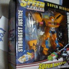 Figuras y Muñecos Transformers: TRANSFORMERS EN SU CAJA NUEVO SIN USAR. Lote 144714926