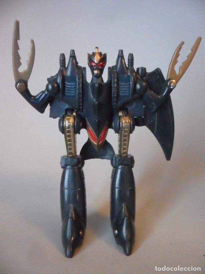 GOBOTS PINCHER ENEMY ROBOT MONSTER FIGURA DIECAST TRANSFORMERS TONKA BANDAI 1984 (Juguetes - Figuras de Acción - Transformers)
