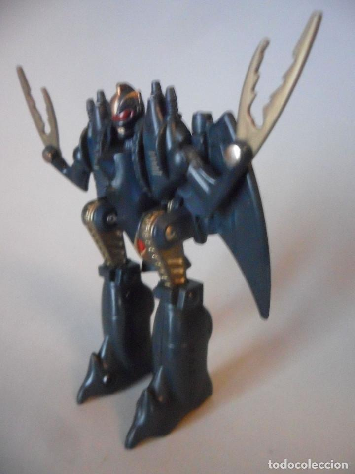 Figuras y Muñecos Transformers: GOBOTS PINCHER ENEMY ROBOT MONSTER FIGURA DIECAST TRANSFORMERS TONKA BANDAI 1984 - Foto 2 - 144810418