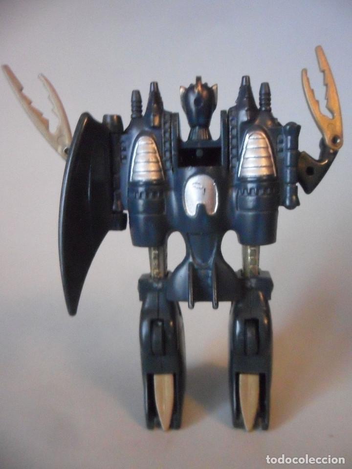 Figuras y Muñecos Transformers: GOBOTS PINCHER ENEMY ROBOT MONSTER FIGURA DIECAST TRANSFORMERS TONKA BANDAI 1984 - Foto 4 - 144810418