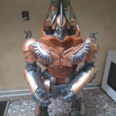Figuras y Muñecos Transformers: TRANSFORMER GRANDE CON SONIDO MIDE 52 CM. Lote 144910754
