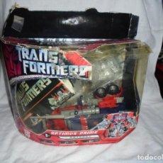 Figuras y Muñecos Transformers: TRANSFORMES OPTIMUS PRIME AUTOBOT.VER FOTOS. Lote 145657002