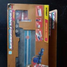 Figuras y Muñecos Transformers: RAREZA TRASFORMERS ANTIGUO MADE IN SPAIN VERSIÓN ESPAÑOLA. Lote 146496205