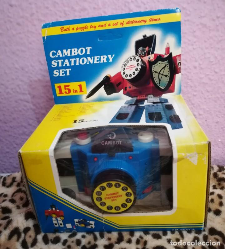TRANSFORMERS CAMBOT STATIONERY SET (Juguetes - Figuras de Acción - Transformers)