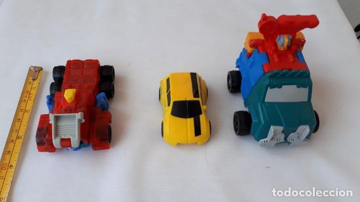 Figuras y Muñecos Transformers: LOTE DE 3 VEHICULOS TRANSFORMERS - Foto 2 - 147064458