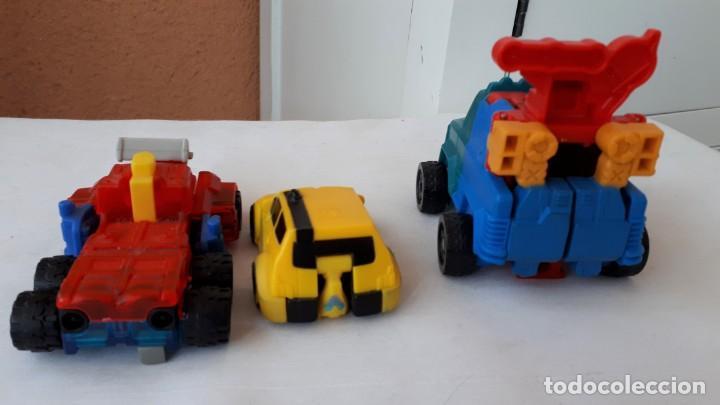 Figuras y Muñecos Transformers: LOTE DE 3 VEHICULOS TRANSFORMERS - Foto 3 - 147064458