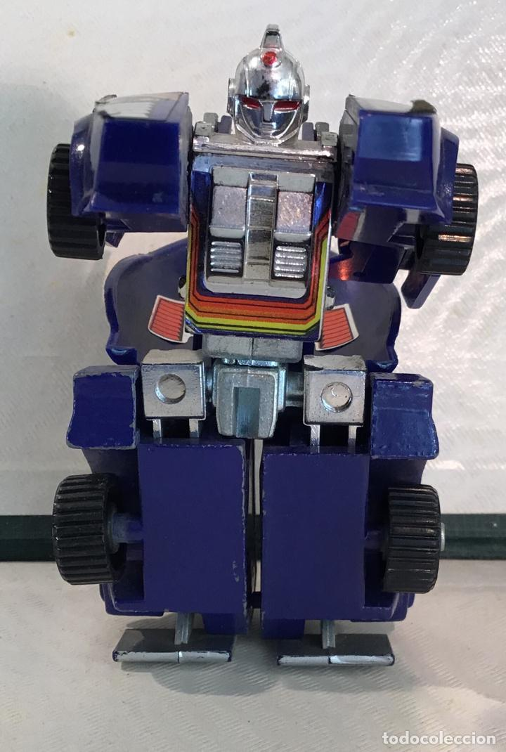 SEVECT, TRANSFORMER AÑO 1984 (Juguetes - Figuras de Acción - Transformers)