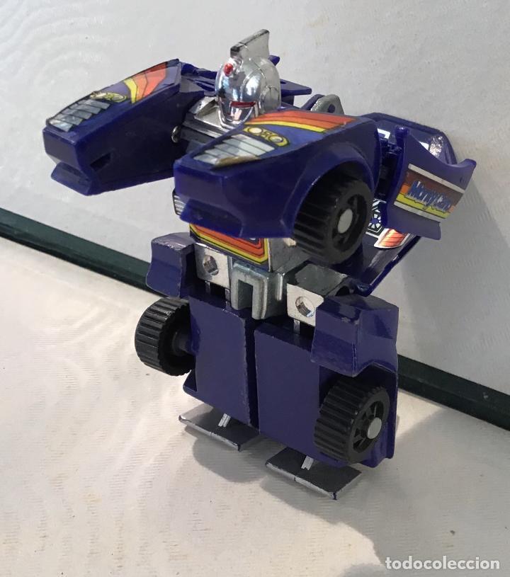Figuras y Muñecos Transformers: SEVECT, TRANSFORMER AÑO 1984 - Foto 7 - 147167530