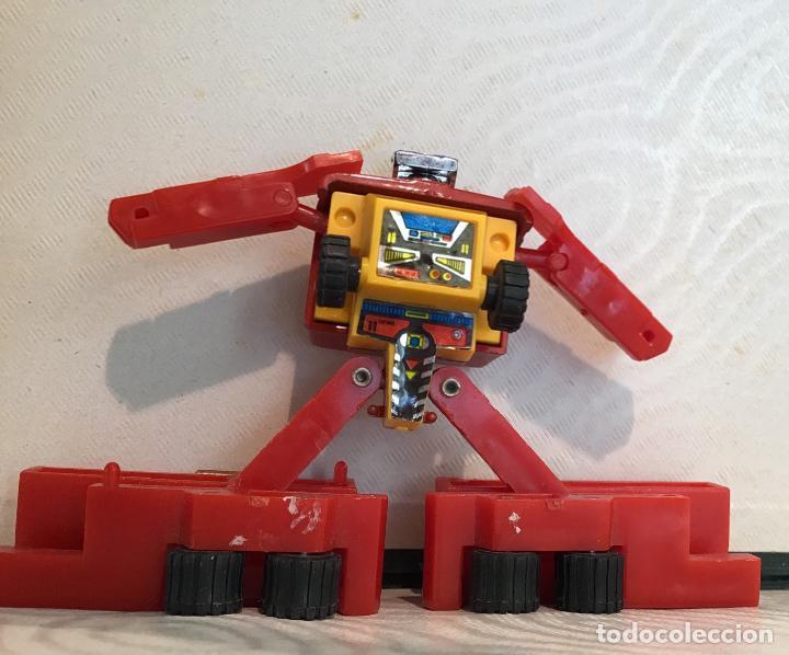 TRANSFORMER AÑOS 1980 (Juguetes - Figuras de Acción - Transformers)