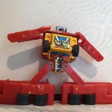 Figuras y Muñecos Transformers: TRANSFORMER AÑOS 1980. Lote 147168562