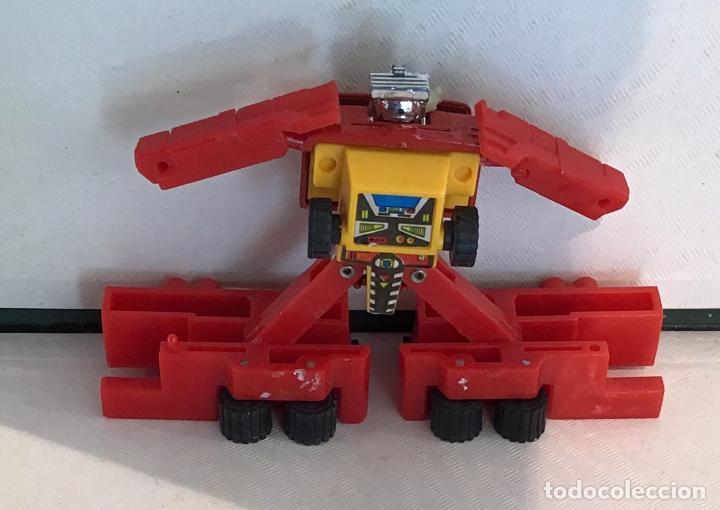 Figuras y Muñecos Transformers: TRANSFORMER AÑOS 1980 - Foto 2 - 147168562