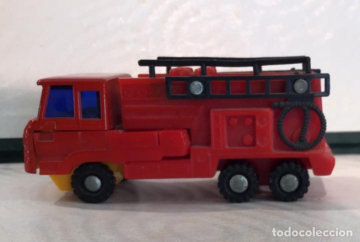 Figuras y Muñecos Transformers: TRANSFORMER AÑOS 1980 - Foto 6 - 147168562