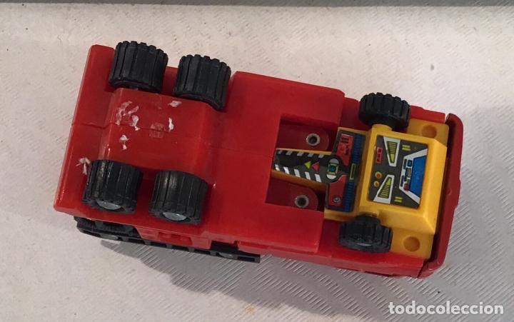 Figuras y Muñecos Transformers: TRANSFORMER AÑOS 1980 - Foto 7 - 147168562