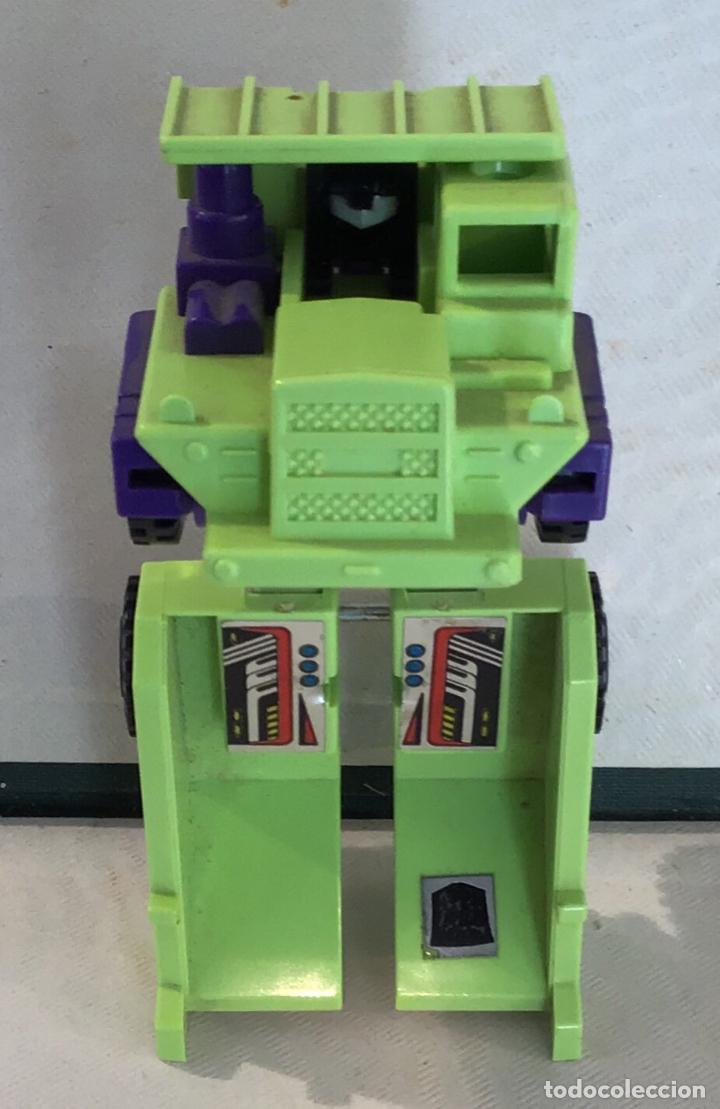 HASBRO TAKARA, TRANSFORMER AÑOS 80 (Juguetes - Figuras de Acción - Transformers)