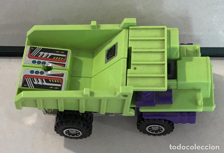 Figuras y Muñecos Transformers: HASBRO TAKARA, TRANSFORMER AÑOS 80 - Foto 4 - 147192834