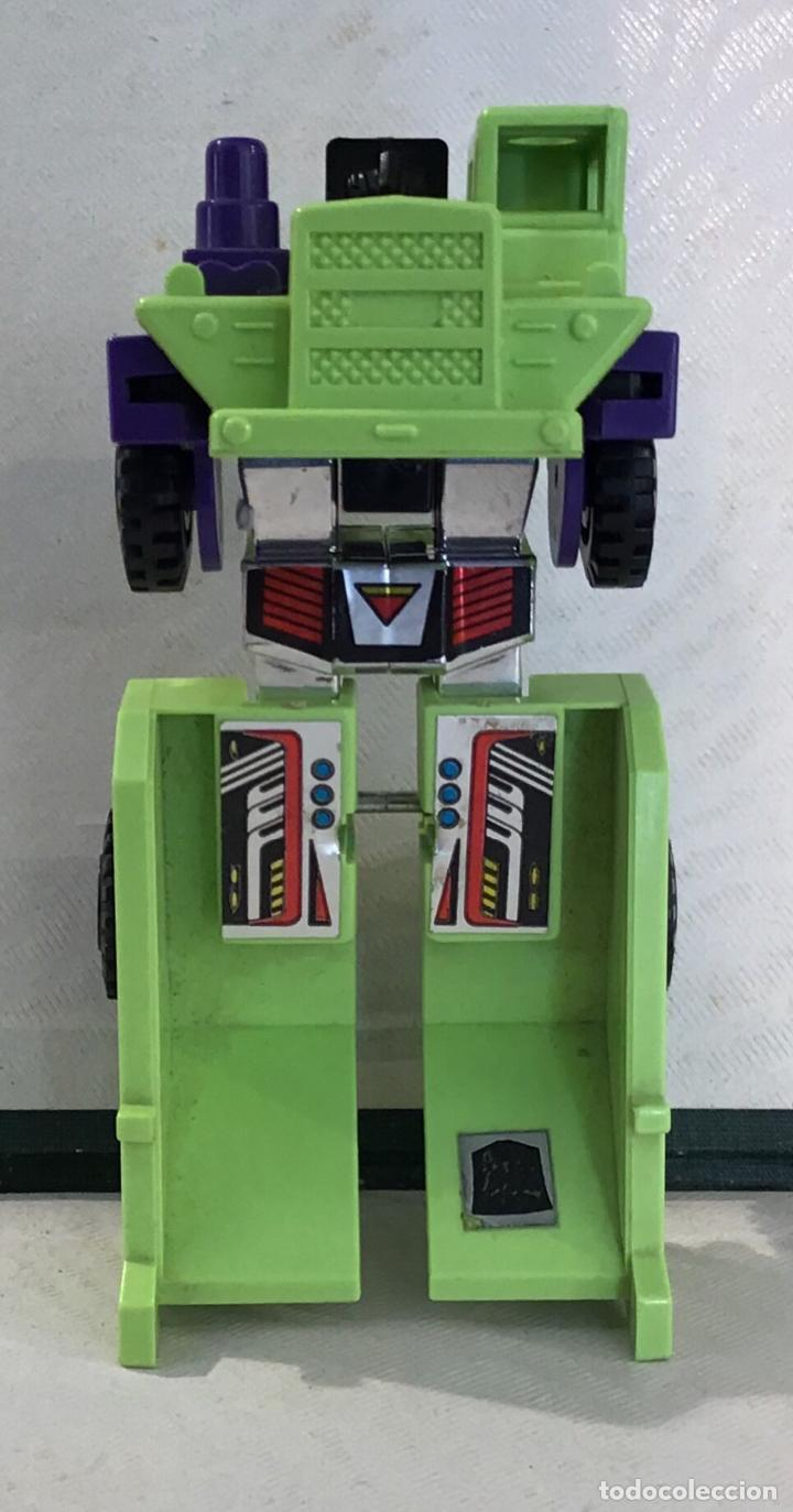 Figuras y Muñecos Transformers: HASBRO TAKARA, TRANSFORMER AÑOS 80 - Foto 6 - 147192834
