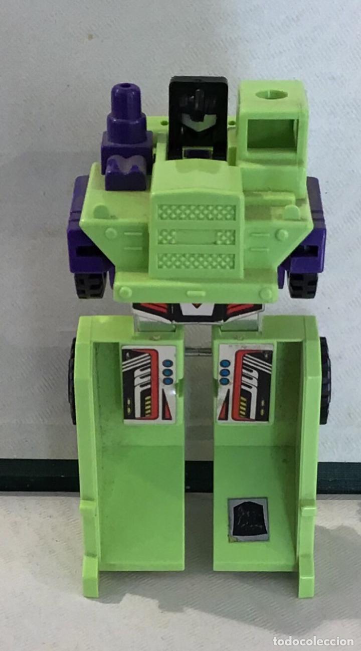 Figuras y Muñecos Transformers: HASBRO TAKARA, TRANSFORMER AÑOS 80 - Foto 7 - 147192834