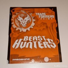 Figuras y Muñecos Transformers: TRANSFORMERS PRIME, BEAST HUNTERS, PREDAKING.. Lote 147695506