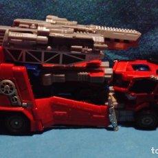 Figuras y Muñecos Transformers: TRANSFORMER OPTIMUS GRANDE 30 CM RARO IDEAL COLECCIONISTA. Lote 147950838