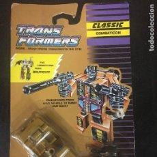 Figuras y Muñecos Transformers: TRANSFORMERS COMBATICON DECEPTICOM SWINDLE HASBRO NUEVO!!!!. Lote 149454530