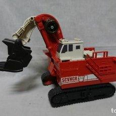 Figuras y Muñecos Transformers: TRANSFORMERS SCVNGR EXCAVADORA . Lote 149674774
