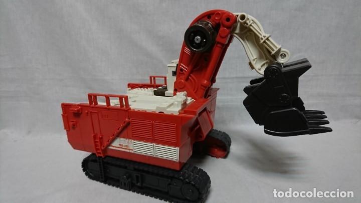 Figuras y Muñecos Transformers: TRANSFORMERS SCVNGR EXCAVADORA - Foto 2 - 149674774