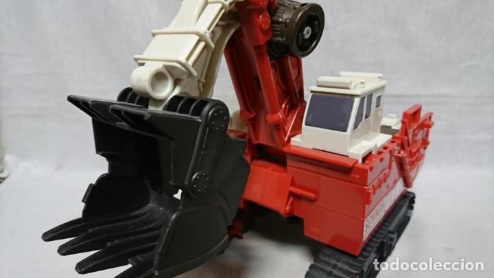 Figuras y Muñecos Transformers: TRANSFORMERS SCVNGR EXCAVADORA - Foto 3 - 149674774