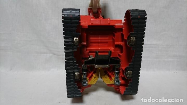 Figuras y Muñecos Transformers: TRANSFORMERS SCVNGR EXCAVADORA - Foto 4 - 149674774