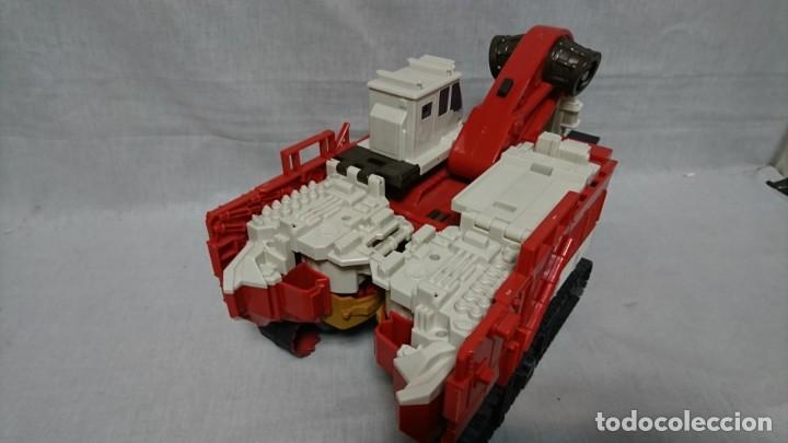 Figuras y Muñecos Transformers: TRANSFORMERS SCVNGR EXCAVADORA - Foto 5 - 149674774