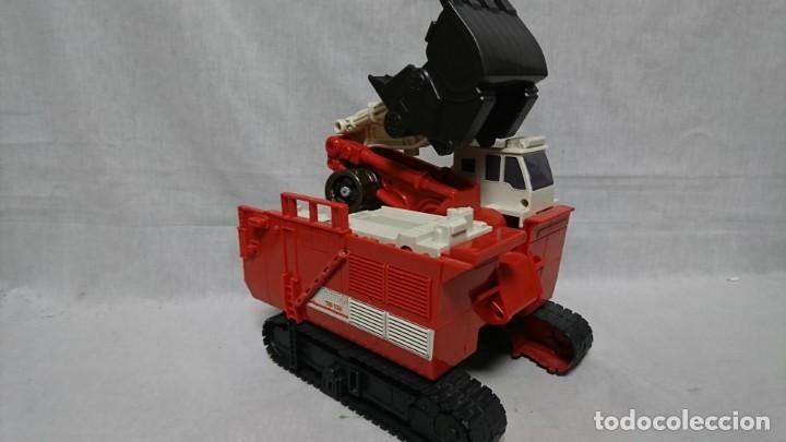 Figuras y Muñecos Transformers: TRANSFORMERS SCVNGR EXCAVADORA - Foto 6 - 149674774