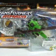Figuras y Muñecos Transformers: TRANSFORMERS ARMADA POWERLINX CYCLONUS + CD ROM DE HASBRO. Lote 150217322
