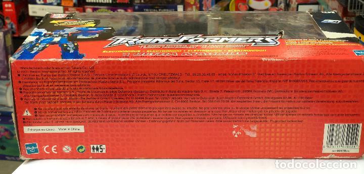 Figuras y Muñecos Transformers: Transformers Ultra Magnus Electronico- Hasbro 2001 - Foto 3 - 150488854