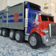 Figuras y Muñecos Transformers: TRANSFORMER CAMION. Lote 152170706