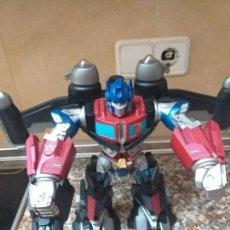 Figuras y Muñecos Transformers: FIGURA OPTIMUS PRIME HASBRO 2008. Lote 152695362