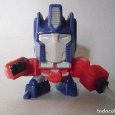 Figuras y Muñecos Transformers: TRANSFORMERS OPTIMUS PRIME FIGURA PROMOCIONAL MCDONALDS HASBRO 2018. Lote 153908426