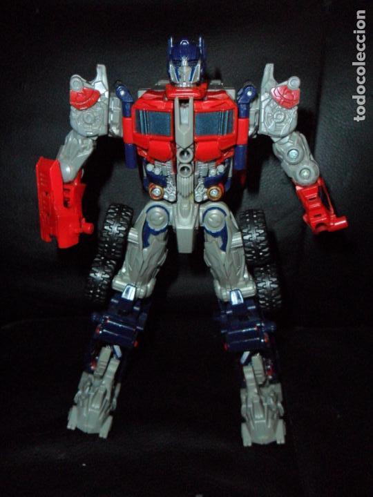 OPTIMUS PRIME - TRANSFORMERS - (Juguetes - Figuras de Acción - Transformers)