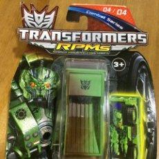 Figuras y Muñecos Transformers: TRANSFORMERS LONG HAUL DECEPTICON HASBRO - PARAMOUNT DREAM PICTURES. Lote 154865170