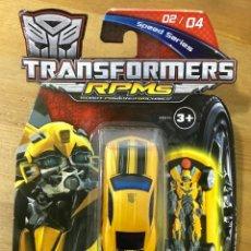 Figuras y Muñecos Transformers: TRANSFORMERS BUMBLEBEE AUTOBOT- HASBRO PARAMOUNT DREAM PICTURES. Lote 154865558