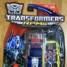 Figuras y Muñecos Transformers: TRANSFORMERS RPMS - OPTIMUS PRIME. Lote 156726714