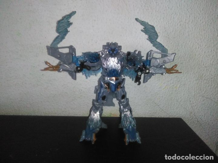 FIGURA MEGATRON VOYAGER CLASS TRANSFORMERS THE MOVIE HASBRO TAKARA 2006 CG2 (Juguetes - Figuras de Acción - Transformers)