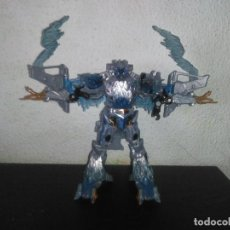 Figuras y Muñecos Transformers: FIGURA MEGATRON VOYAGER CLASS TRANSFORMERS THE MOVIE HASBRO TAKARA 2006 CG2. Lote 157723238