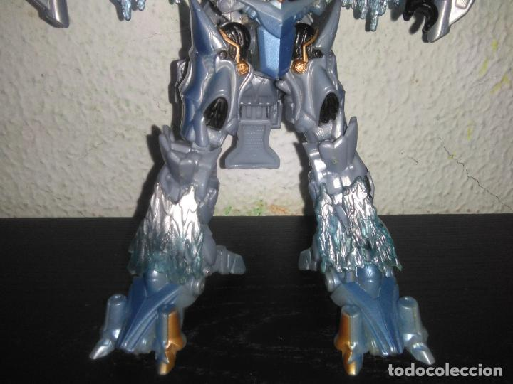 Figuras y Muñecos Transformers: Figura Megatron Voyager Class Transformers The Movie Hasbro Takara 2006 cg2 - Foto 5 - 157723238