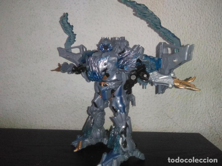Figuras y Muñecos Transformers: Figura Megatron Voyager Class Transformers The Movie Hasbro Takara 2006 cg2 - Foto 16 - 157723238