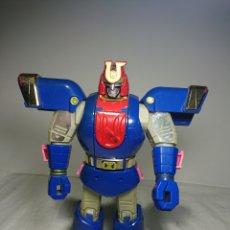 Figuras y Muñecos Transformers: FIGURA TRANSFORMER QUE SE CONVIERTE EN POWER RANGER BANDAI 1995. Lote 157963993