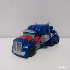 Figuras y Muñecos Transformers: OPTIMUS PRIME -TRANSFORMERS: LA ERA DE LA EXTINCIÓN - 1 PASO . Lote 159037954