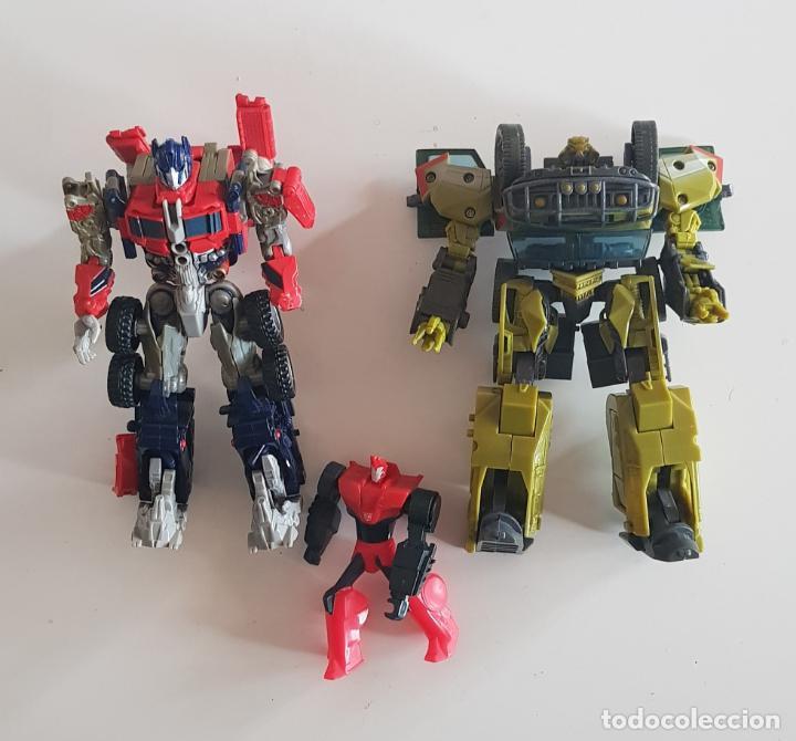 TRANSFORMERS - LOTE DE TRANSFORMERS VARIOS PARA PIEZAS O RESTAURAR INCOMPLETOS (Juguetes - Figuras de Acción - Transformers)