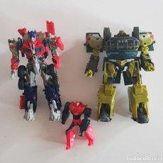 Figuras y Muñecos Transformers: TRANSFORMERS - LOTE DE TRANSFORMERS VARIOS PARA PIEZAS O RESTAURAR INCOMPLETOS. Lote 160808462