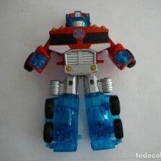 Figuras y Muñecos Transformers: MUÑECO TRANSFORMERS OPTIMUS PRIME. AUTOBOTS.. Lote 162859854